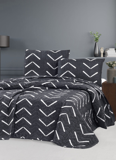For Home Çift Kişilik Yatak Örtüsü Seti Choose Renkli